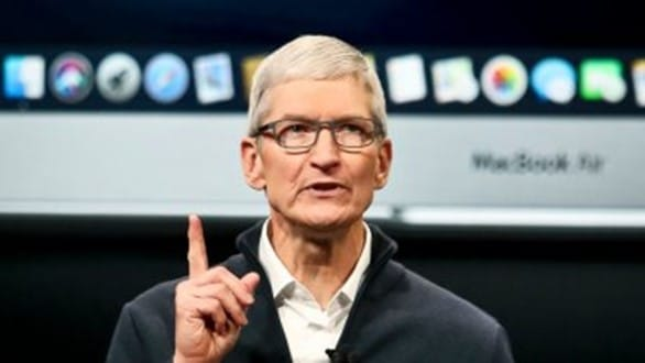 Feature Apple CEO